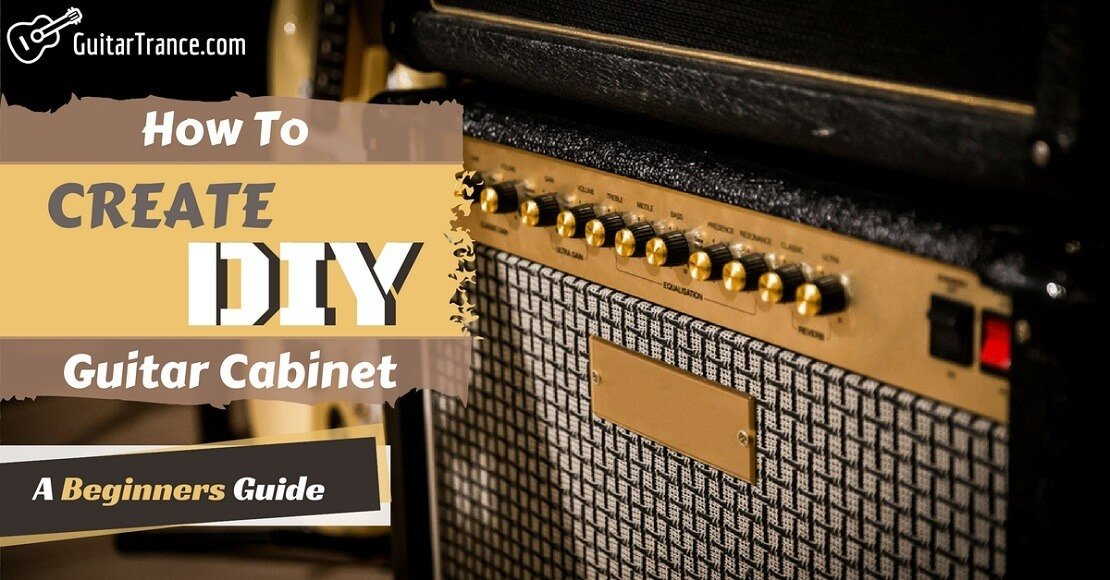 diy guitar canibet
