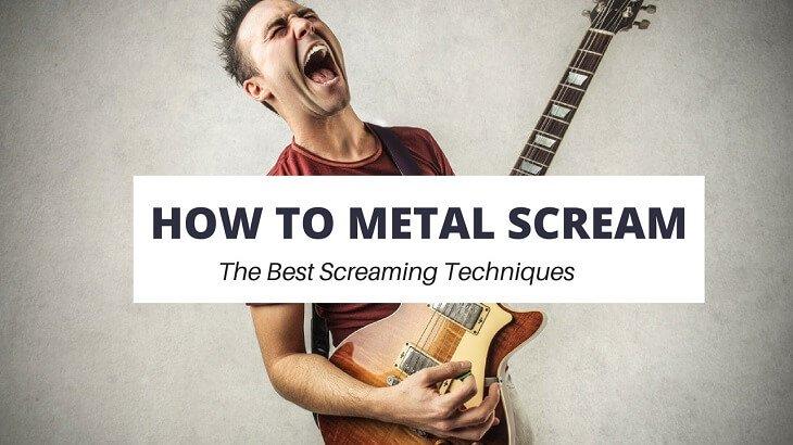 How To Metal Scream