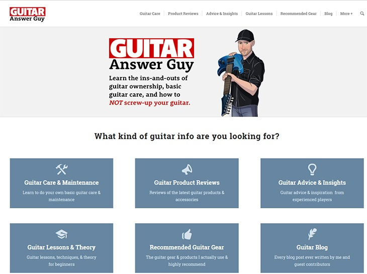 Guitar Answer Guy
