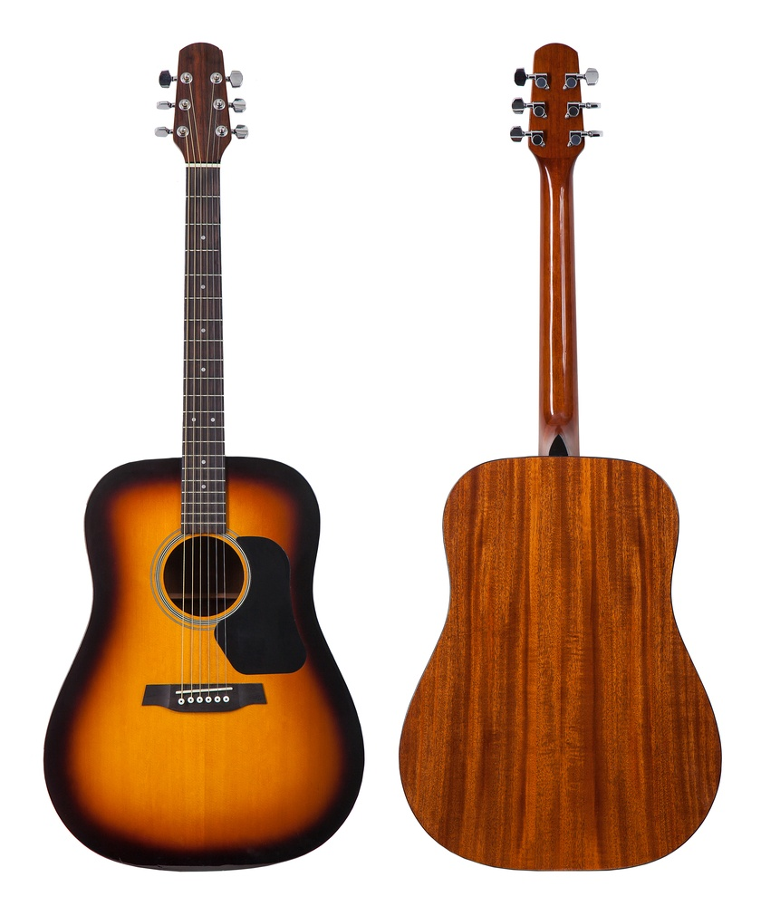 what is a dreadnought guitar and other things you need to know. Black Bedroom Furniture Sets. Home Design Ideas
