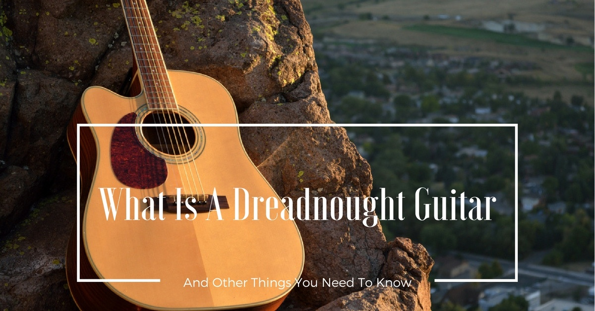 what is a dreadnought guitar