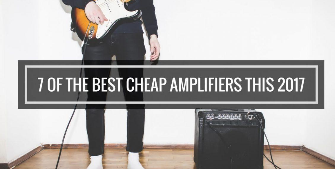 best cheap amplifier