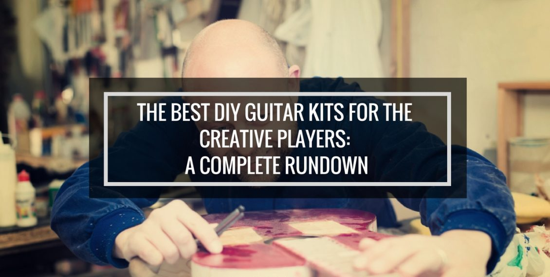 best diy guitar kits