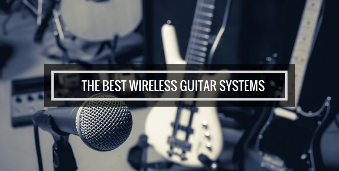 best wireless guitar system