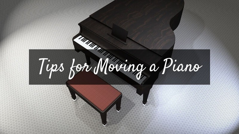 Tips for Moving a Piano